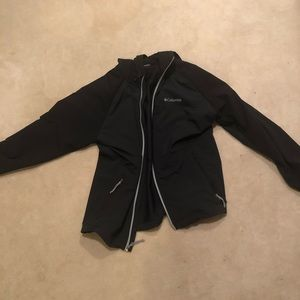 Columbia Black Jacket
